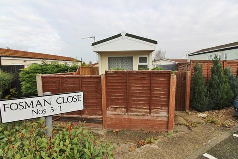 1 bedroom park home for sale - Fosman Close, Hitchin, SG5