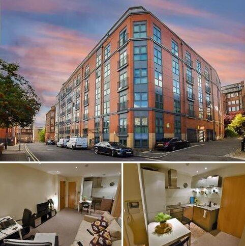1 bedroom apartment for sale - The Habitat, Woolpack Lane, Nottingham