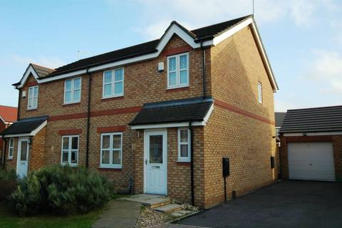 3 bedroom semi-detached house to rent - Honley Wood Close, East Hull