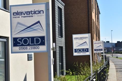 1 bedroom apartment for sale - 384 Fen Street , Brooklands, Milton Keynes , MK10