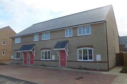 3 bedroom end of terrace house for sale - North End Road, Steeple Claydon, Buckingham, MK18