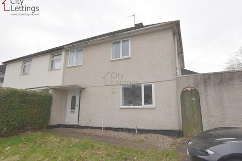 3 bedroom semi-detached house to rent - Woodbridge Avenue, Clifton