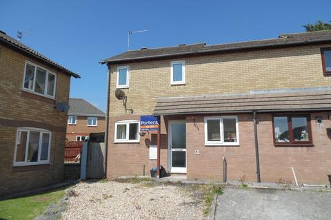 2 bedroom end of terrace house to rent - Robins Hill Brackla Bridgend CF31 2PJ