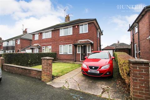 3 bedroom semi-detached house for sale - Wilton Avenue, Cellarhead, ST9 0HZ