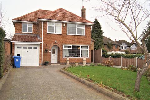 4 bedroom detached house to rent - Springfield Road, Chellaston, Derby DE73