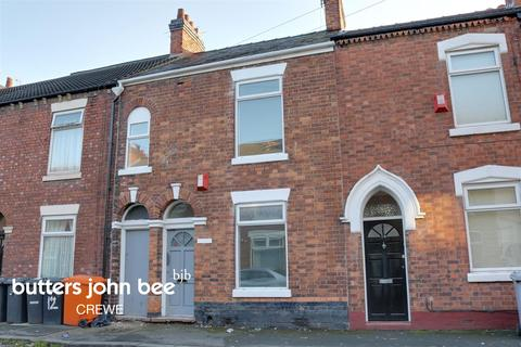 4 bedroom terraced house for sale - Glover Street, Crewe