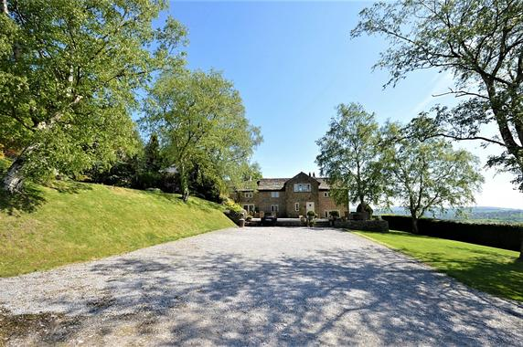 Lily Bank Farm Higher Banks, Mellor 4 bed detached house for