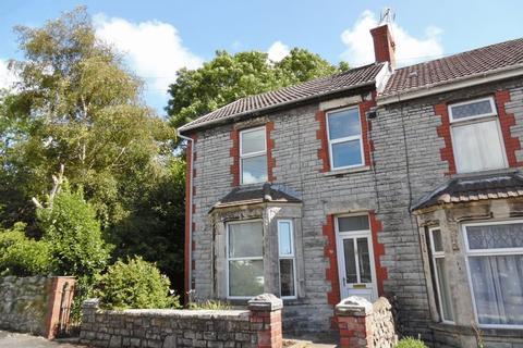 2 bedroom end of terrace house to rent - Vernon Street Bridgend CF31 1TQ