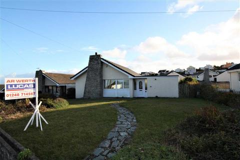 3 bedroom detached bungalow for sale - Garth, Bull Bay Road, Amlwch