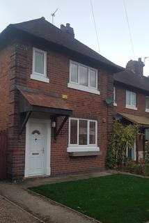 2 bedroom semi-detached house to rent - Carlyle Street , Sinfin , Derby  DE24