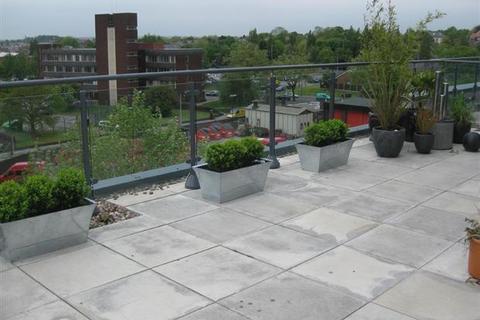 2 bedroom penthouse to rent - 112 Carrington Street , Derby  DE1