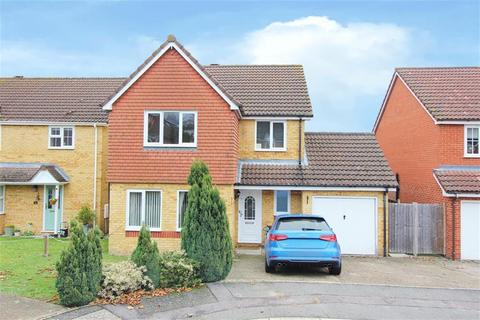4 bedroom detached house for sale - Canon Woods Way, Kennington, Ashford, TN24 9QY