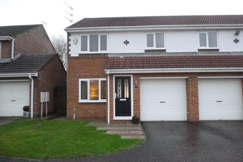 3 bedroom semi-detached house for sale - LEYFIELD CLOSE, THE DOWNS, SUNDERLAND SOUTH