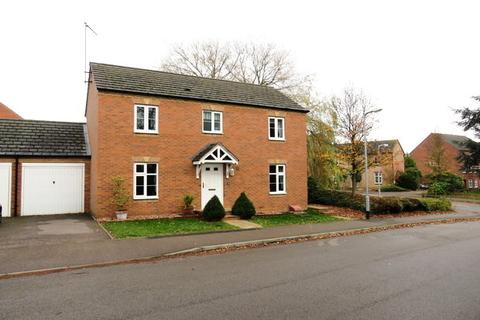 3 bedroom detached house for sale - South Meadow Road, Northampton, NN5