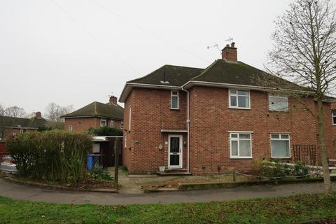 3 bedroom end of terrace house to rent - Glenmore Gardens, Norwich