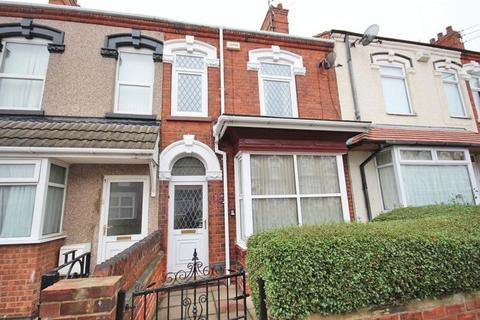 3 bedroom terraced house for sale - WOLLASTON ROAD, CLEETHORPES