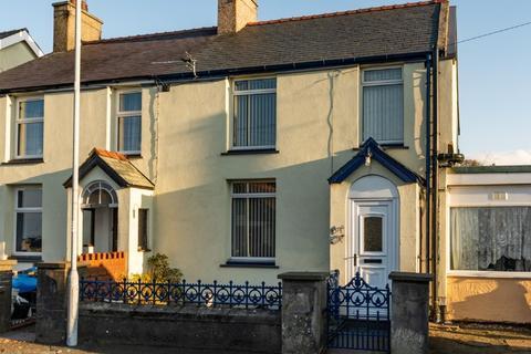 3 bedroom semi-detached house for sale - Carmel, Caernarfon, North Wales