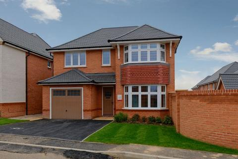 4 bedroom detached house for sale - THE OXFORD, BRINDLEY PARK, CHELLASTON
