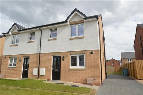 3 bedroom semi-detached house for sale - Lindores Drive, Stepps, Glasgow, G33 6PD