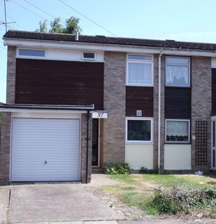 5 bedroom semi-detached house to rent - Ulcombe Gardens, Canterbury