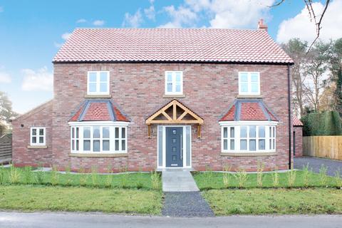 5 bedroom detached house for sale - Newall House Back Lane Allerthorpe Pocklington York YO42 4RP