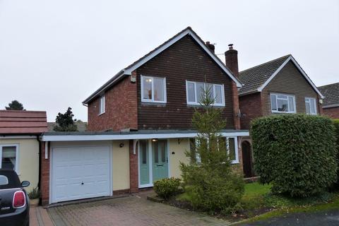 3 bedroom link detached house for sale - Rosemount Gardens, Ackleton, Wolverhampton
