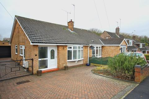2 bedroom semi-detached bungalow for sale - Valley Drive, Kirk Ella, Hull, HU10