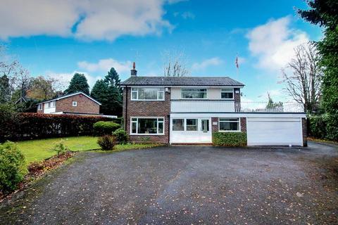 4 bedroom detached house for sale - Caverswall road, Blythe Bridge