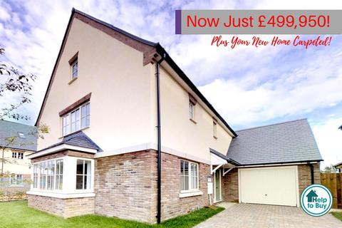 5 bedroom detached house for sale - THE KESTREL, Heyford Meadows, Hankelow