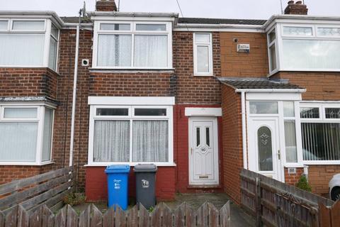 2 bedroom terraced house to rent - 90 Rockford Avenue, Chamberlain Road, HU8 8JB