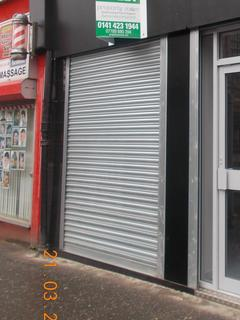 Shop to rent - CATHCART ROAD G42 8AP