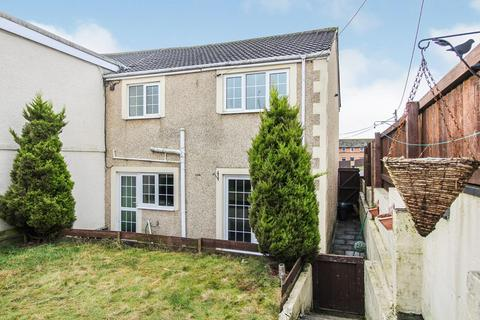 3 bedroom end of terrace house for sale - Ladies Row, Tredegar, NP22