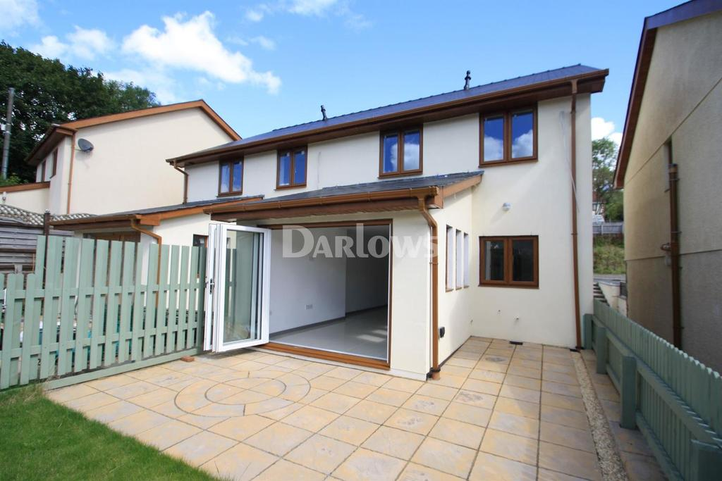 3 Bedrooms Semi Detached House for sale in Maes Y Derwen, Nantyglo, NP23