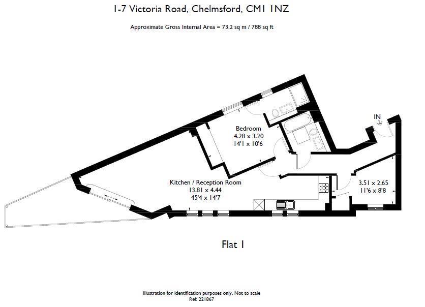 Floorplan: Flp