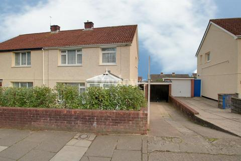 3 bedroom semi-detached house for sale - Greenway Road, Rumney,Cardiff