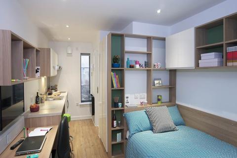 Studio to rent - Park Lane Student Living , 23/24 Park Place, Cardiff