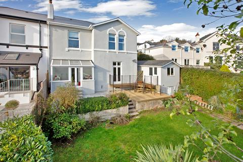 5 bedroom semi-detached house for sale - Ferndale Road, Teignmouth