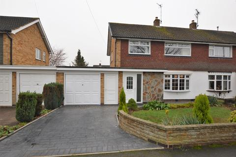 3 bedroom semi-detached house for sale - Gloucester Crescent, Wigston, LE18 4YD