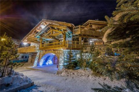 6 bedroom house  - Chalet L'Hotse, Val d'Isere, France