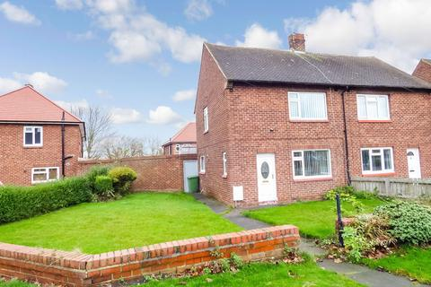 2 bedroom semi-detached house for sale - Deneside, Seghill, Cramlington, Northumberland, NE23 7ER