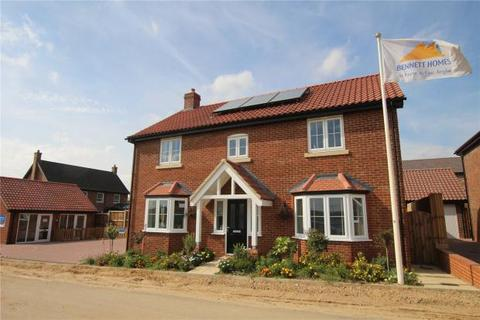 4 bedroom detached house for sale - Woodlands, Townhouse Road, Old Costessey, Norwich