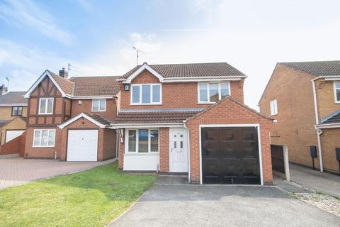 3 bedroom detached house for sale - Farnborough Gardens, Allestree