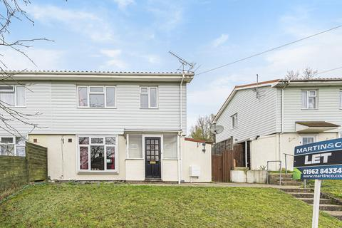 4 bedroom semi-detached house to rent - Walpole Road, Winchester