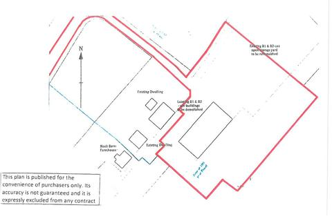 Residential development for sale - Black Barn Farm, ASTON SANDFORD, HP17