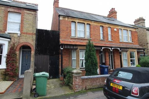 4 bedroom semi-detached house to rent - Charles Street, Oxford