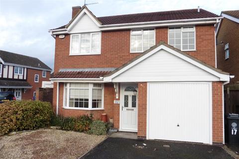 4 bedroom detached house to rent - Kendal Close, Rushden, Northants