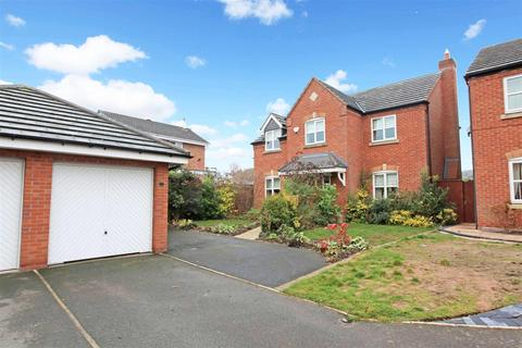 4 bedroom detached house for sale - Old Toll Gate, St. Georges, Telford