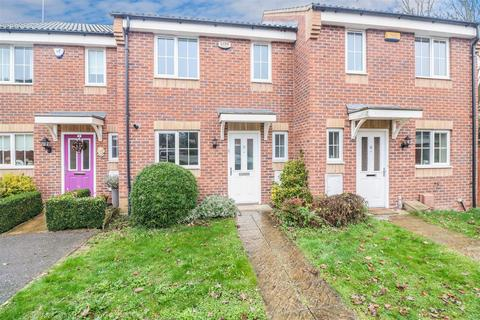 3 bedroom terraced house for sale - Lacemakers Court, Rushden NN10 0UZ