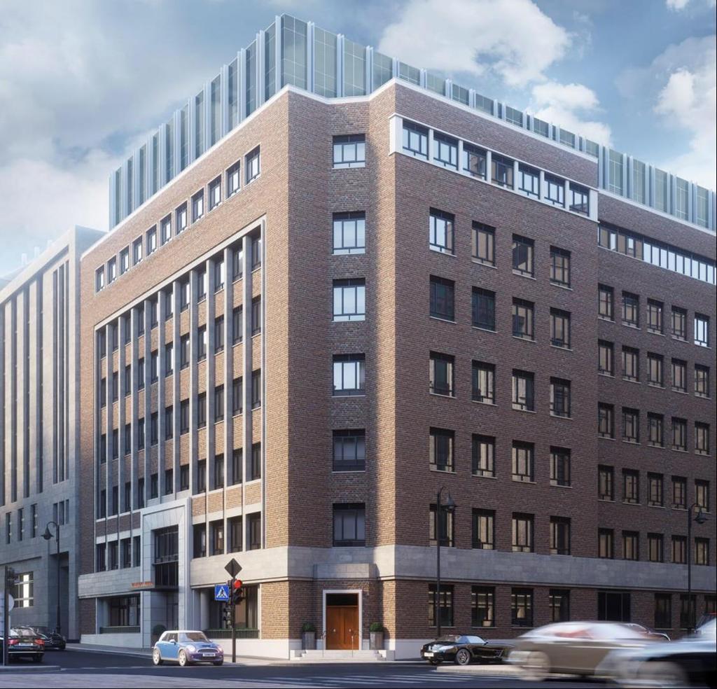 University Flats Birmingham Al: Beaufort House, 94-96 Newhall Street, B3 1PB 1 Bed