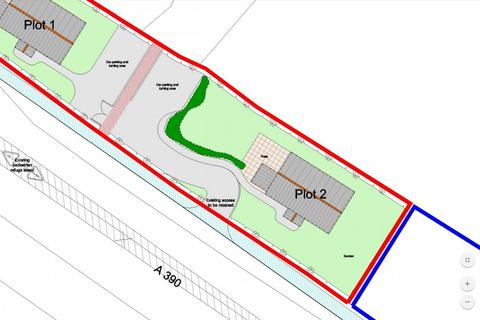 Plot for sale - Penstraze, Chacewater, Truro